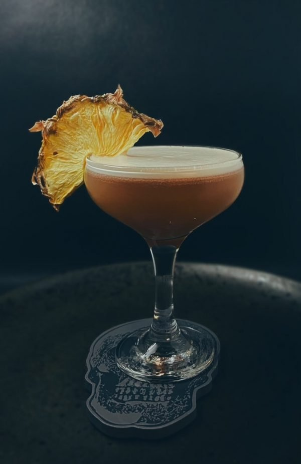Bamboo Cosmo Zhú Spiced Rum